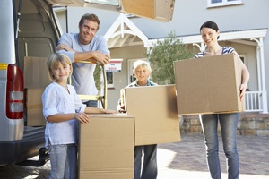 movers in Johns Creek